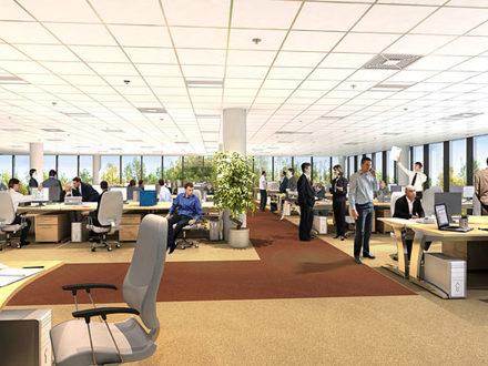 Как выбрать помещение под офис в аренду?