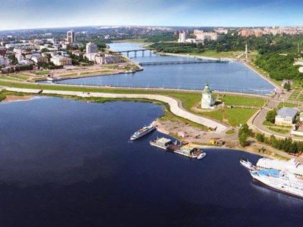 Недвижимость и районы города Чебоксары