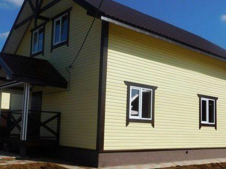 Отделка фасада частного дома сайдингом: преимущества, особенности, технология