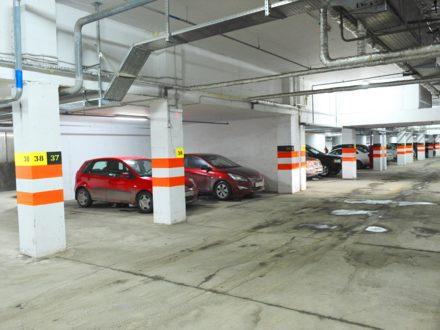Продажа и оформление машиномест в крытых паркингах