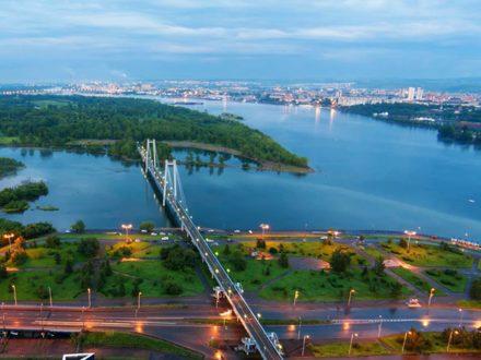 Районы Красноярска: отзывы, общая характеристика, плюсы и минусы
