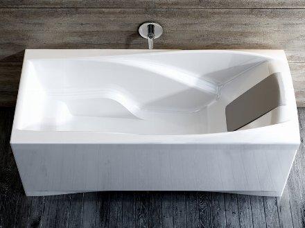 Сантехника для ванной: популярность акриловых изделий