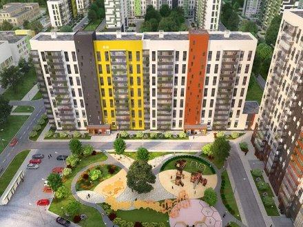 Купить квартиру в жилом комплексе Казани: улучшенные планировки и социальная инфраструктура