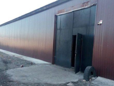 Сдам склад площадью 1000 кв. м. в Кызыле
