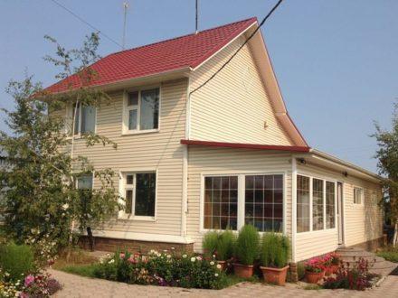 Продам дом площадью 165 кв. м. в Якутске