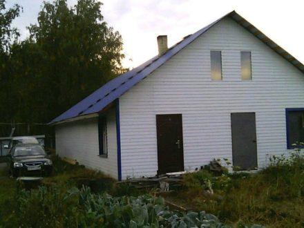 Продам дом площадью 200 кв. м. в Омске