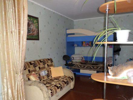 Продам однокомнатную квартиру на 2-м этаже 5-этажного дома площадью 32,6 кв. м. в Йошкар-Оле