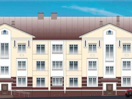 Продам однокомнатную квартиру на 3-м этаже 3-этажного дома площадью 39,3 кв. м. в Костроме