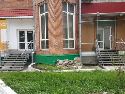 Сдам торговое помещение площадью 60 кв. м. в Томске