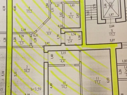 Сдам офис площадью 98 кв. м. в Чите