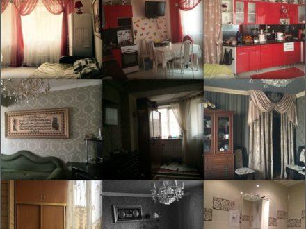 Продам двухкомнатную квартиру на 5-м этаже 5-этажного дома площадью 72 кв. м. в Магасе