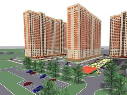 Продам однокомнатную квартиру на 22-м этаже 24-этажного дома площадью 44 кв. м. в Ульяновске