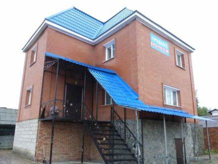 Продам коттедж площадью 250 кв. м. в Омске