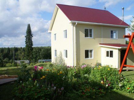 Продам дом площадью 124 кв. м. в Сыктывкаре