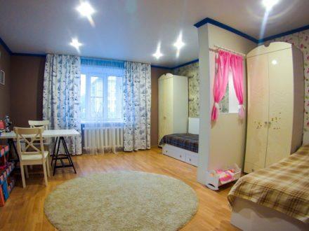 Продам трехкомнатную квартиру на 2-м этаже 10-этажного дома площадью 95 кв. м. в Пензе