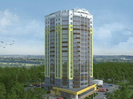 Продам однокомнатную квартиру на 16-м этаже 17-этажного дома площадью 33 кв. м. в Владимире