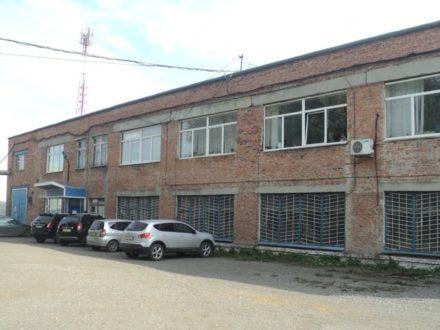 Сдам производственное помещение площадью 365 кв. м. в Кемерово