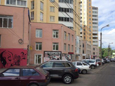 Сдам торговое помещение площадью 272 кв. м. в Воронеже