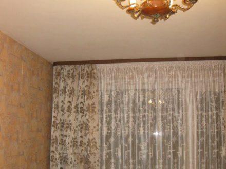 Сдам на длительный срок однокомнатную квартиру на 6-м этаже 9-этажного дома площадью 33 кв. м. в Мурманске