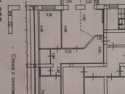 Продам трехкомнатную квартиру на 5-м этаже 10-этажного дома площадью 95 кв. м. в Черкесске
