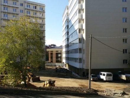 Продам двухкомнатную квартиру на 7-м этаже 10-этажного дома площадью 60 кв. м. в Иркутске
