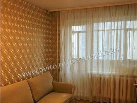 Продам трехкомнатную квартиру на 4-м этаже 9-этажного дома площадью 58 кв. м. в Уфе