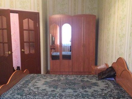 Сдам на длительный срок однокомнатную квартиру на 3-м этаже 10-этажного дома площадью 41 кв. м. в Пензе