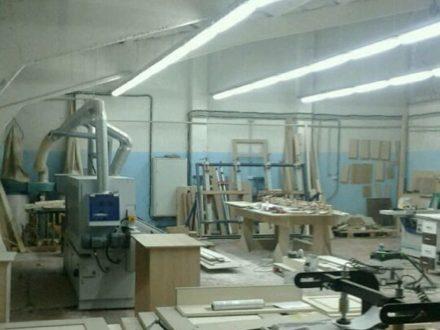 Сдам склад площадью 600 кв. м. в Курске