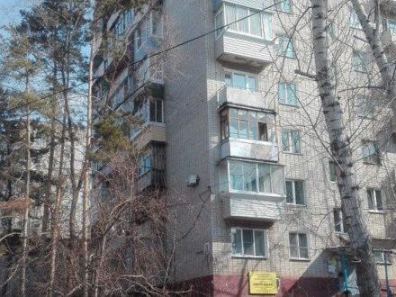 Продам однокомнатную квартиру на 5-м этаже 9-этажного дома площадью 31,4 кв. м. в Хабаровске