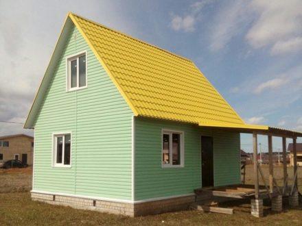 Продам дом площадью 63 кв. м. в Кирове