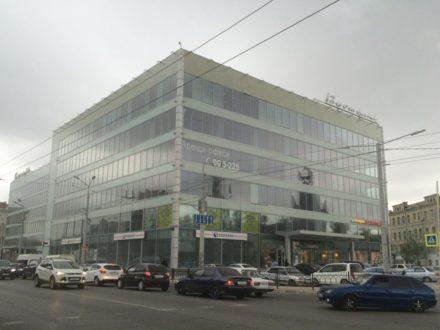 Сдам помещение свободного назначения площадью 370 кв. м. в Астрахани