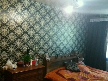 Продам двухкомнатную квартиру на 4-м этаже 5-этажного дома площадью 45 кв. м. в Пензе