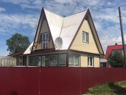 Продам дачу площадью 85 кв. м. в Петропавловск-Камчатском