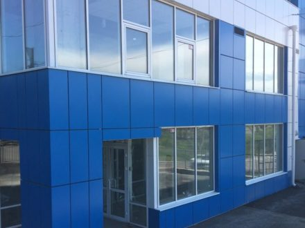 Сдам торговое помещение площадью 140 кв. м. в Иркутске