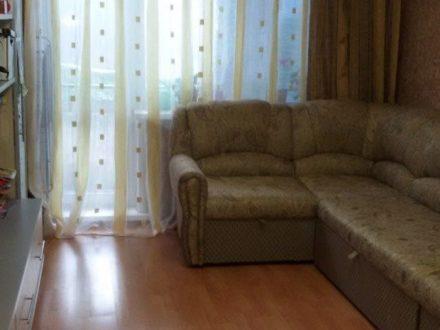 Продам двухкомнатную квартиру на 4-м этаже 5-этажного дома площадью 48 кв. м. в Сыктывкаре