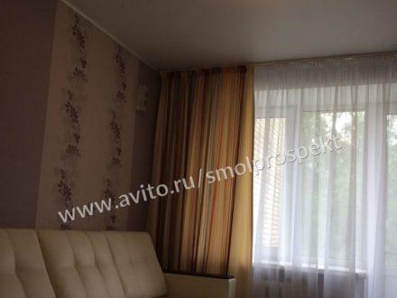 Продам однокомнатную квартиру на 4-м этаже 9-этажного дома площадью 21 кв. м. в Смоленске