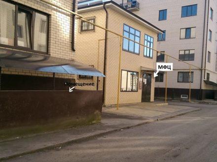 Сдам помещение свободного назначения площадью 105 кв. м. в Магасе