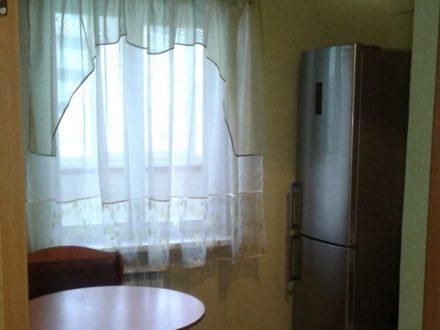 Сдам на длительный срок однокомнатную квартиру на 5-м этаже 14-этажного дома площадью 36 кв. м. в Вологде