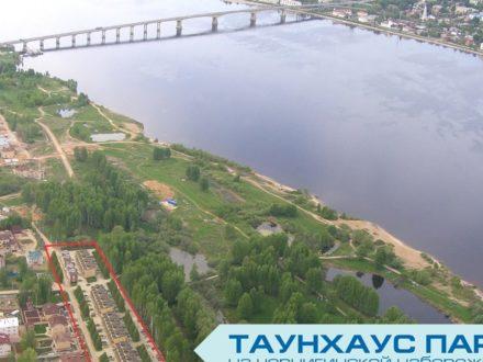 Продам таунхаус площадью 81 кв. м. в Костроме