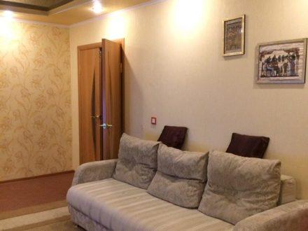 Продам однокомнатную квартиру на 4-м этаже 5-этажного дома площадью 35,2 кв. м. в Благовещенске
