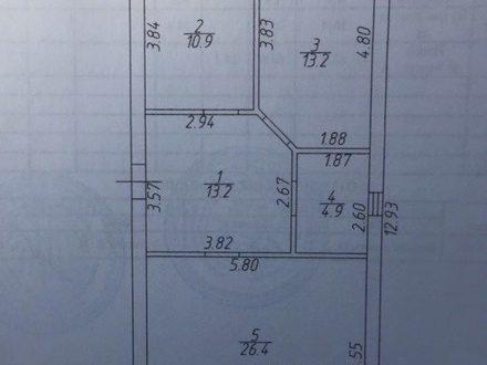 Продам дом площадью 70 кв. м. в Ростове-на-Дону