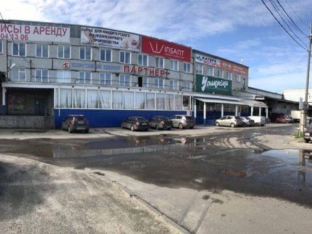 Сдам склад площадью 600 кв. м. в Архангельске