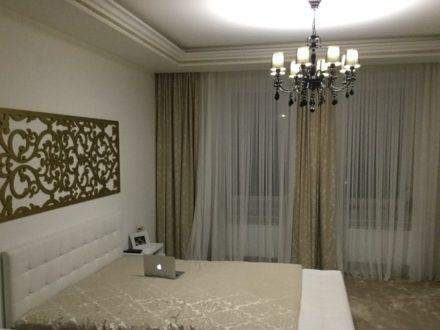 Продам трехкомнатную квартиру на 1-м этаже 5-этажного дома площадью 97 кв. м. в Владикавказе