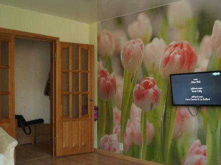Продам трехкомнатную квартиру на 2-м этаже 9-этажного дома площадью 65 кв. м. в Кирове
