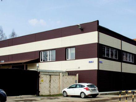 Сдам склад площадью 500 кв. м. в Брянске