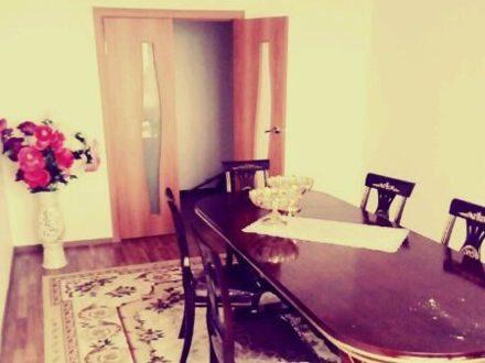 Продам трехкомнатную квартиру на 15-м этаже 18-этажного дома площадью 84 кв. м. в Магасе
