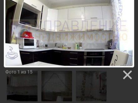 Продам двухкомнатную квартиру на 6-м этаже 9-этажного дома площадью 51 кв. м. в Южно-Сахалинске