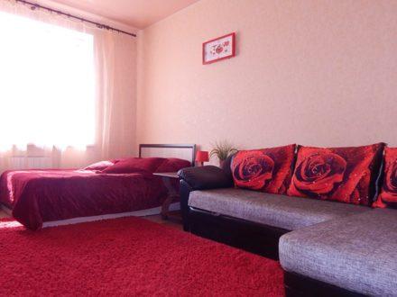 Сдам посуточно однокомнатную квартиру на 6-м этаже 16-этажного дома площадью 50 кв. м. в Пензе