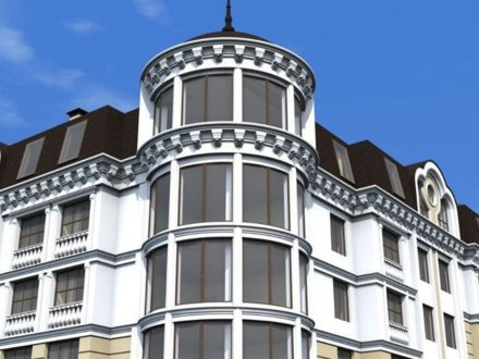 Продам трехкомнатную квартиру на 3-м этаже 10-этажного дома площадью 106 кв. м. в Нальчике