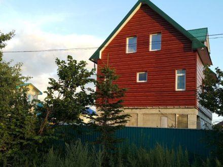 Продам дом площадью 164 кв. м. в Южно-Сахалинске